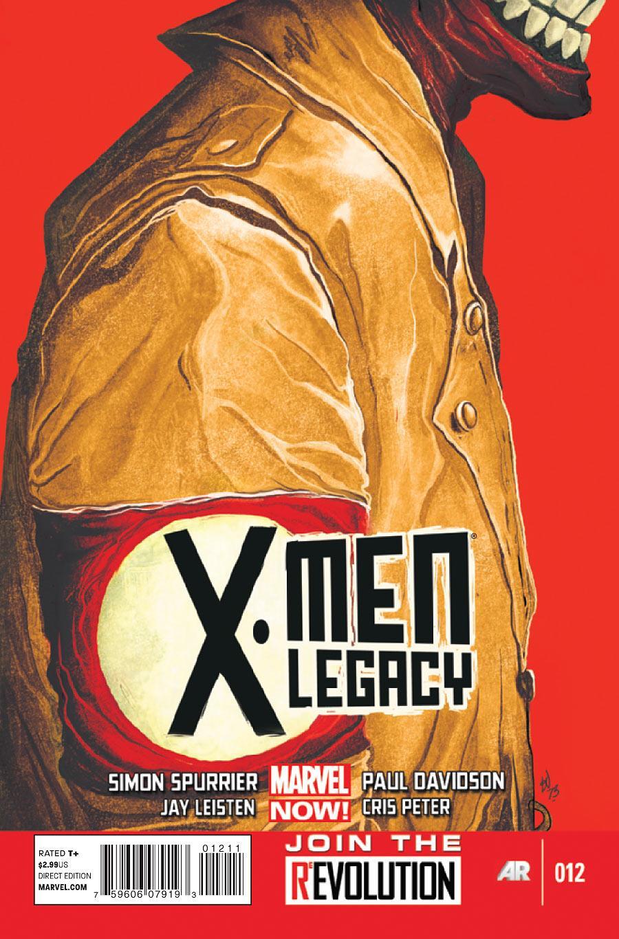 X-Men: Legacy Vol 2 12