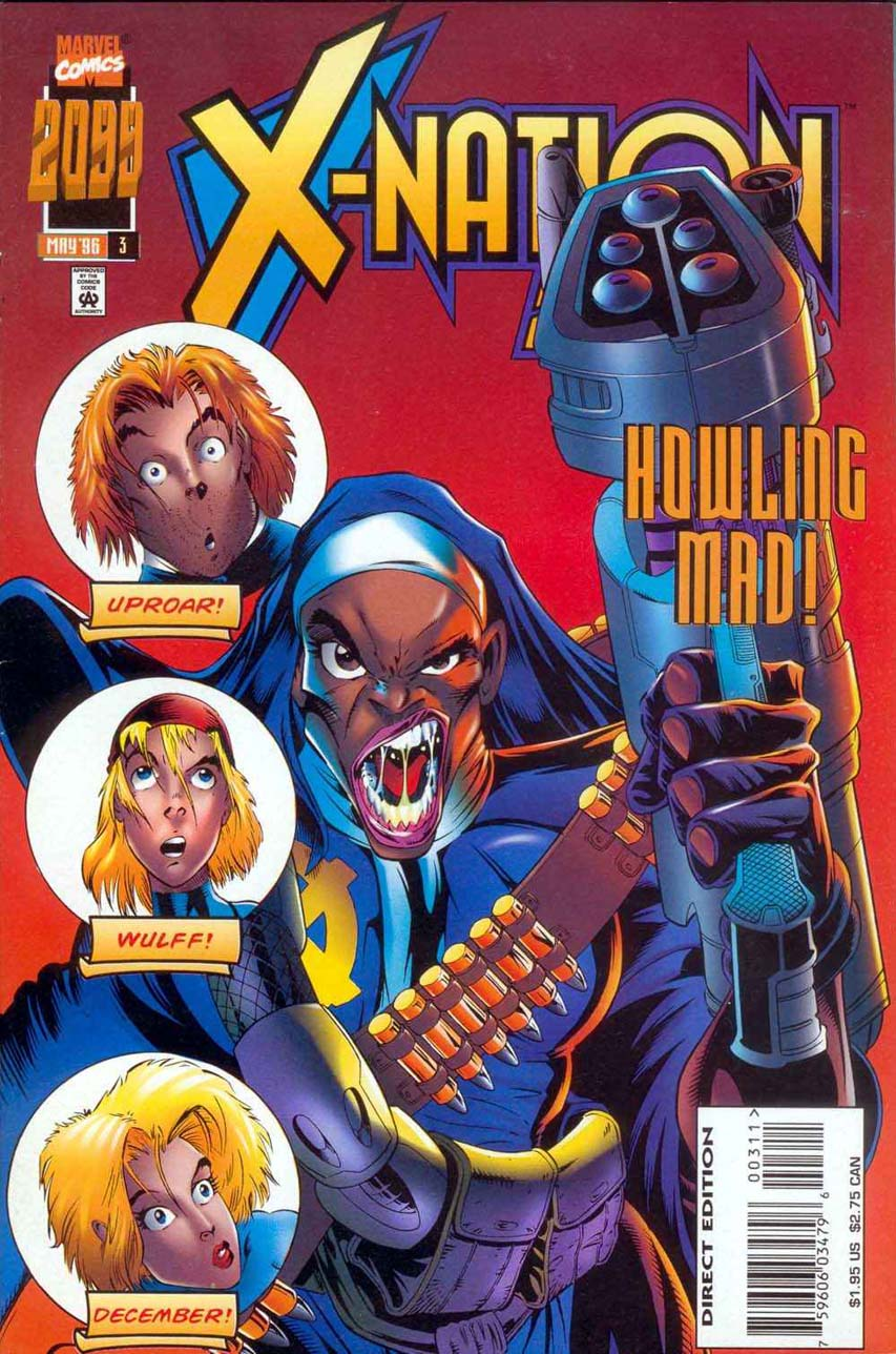 X-Nation 2099 Vol 1 3