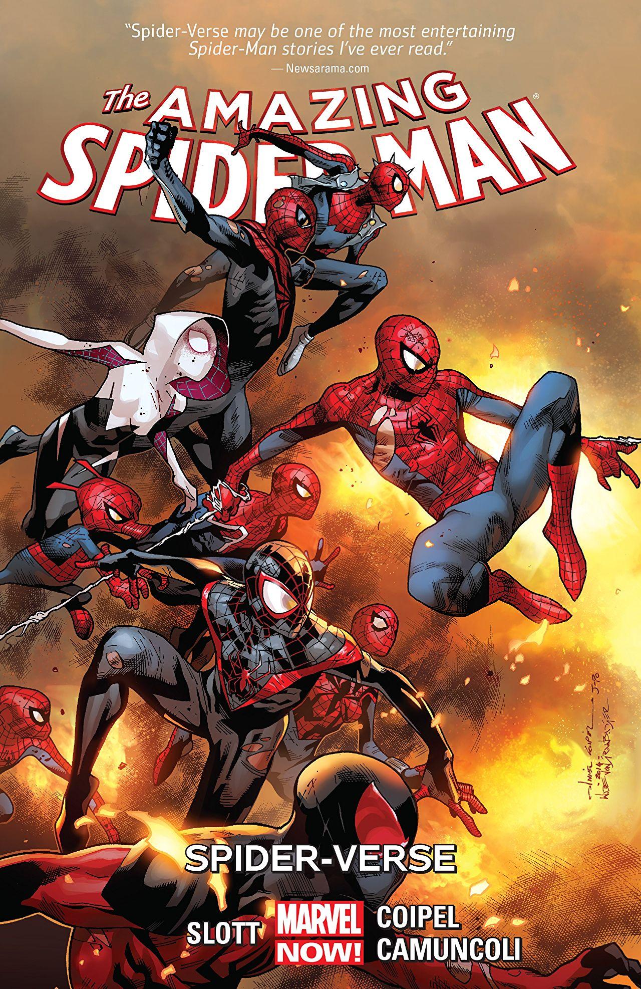 Amazing Spider-Man TPB Vol 2 3 Spider-Verse.jpg