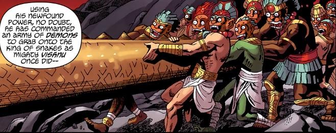Asura (Hindu Demons)