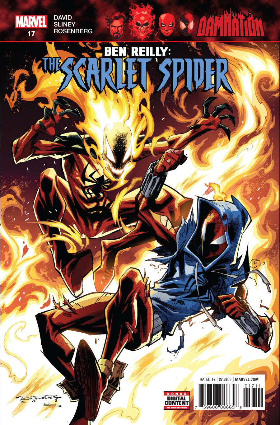 Ben Reilly: Scarlet Spider Vol 1 17