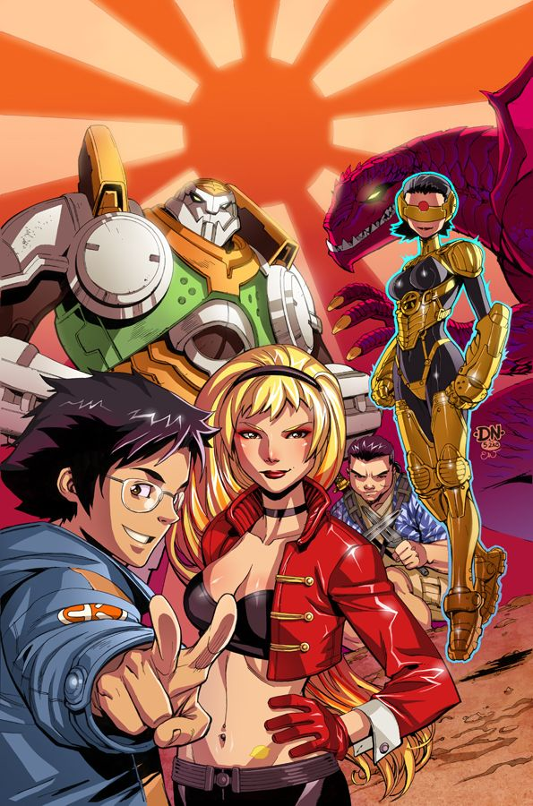 Big Hero Six (Earth-616)