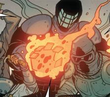 Blast-Hands (Hank) (Earth-616)