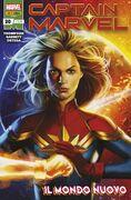 Captain Marvel Vol 1 20 ita