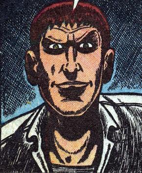 Charlie Hagarth (Earth-616)