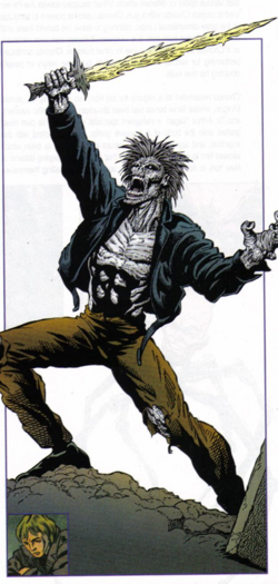 Cody Fleischer (Earth-616) from Official Handbook of the Marvel Universe Mystic Arcana The Book of Marvel Magic Vol 1 1 0001.png