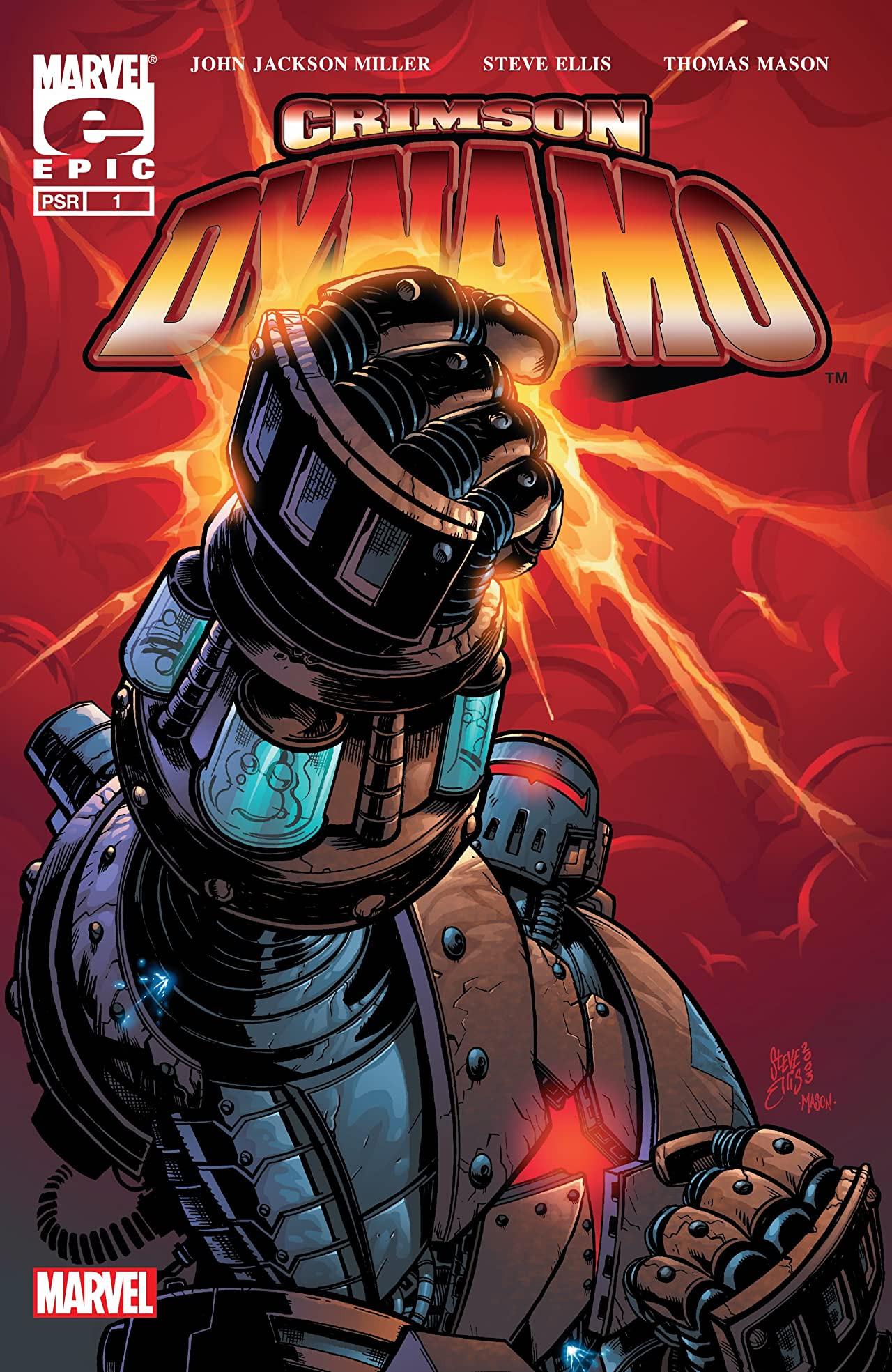 Crimson Dynamo Vol 1