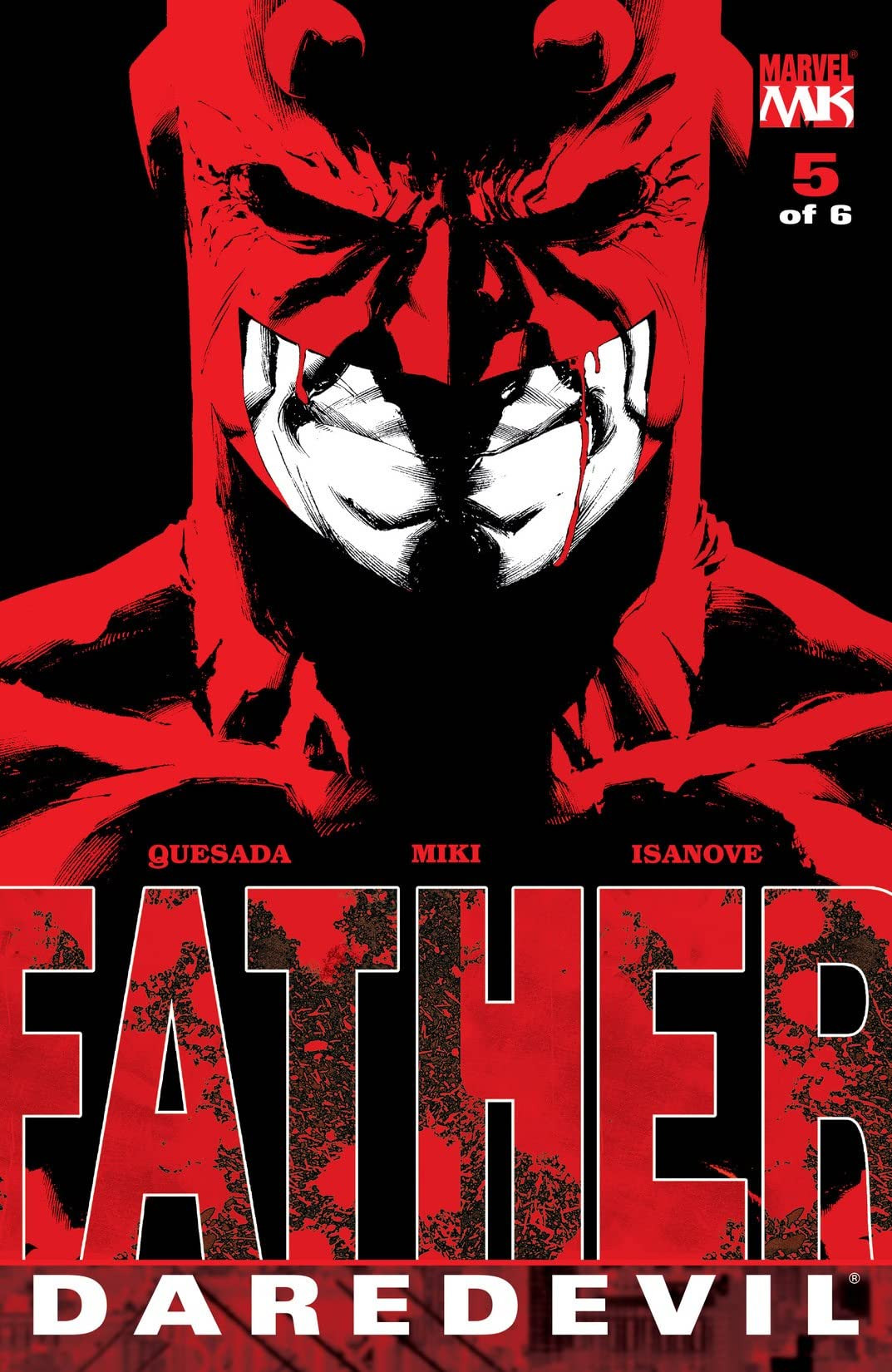Daredevil Father Vol 1 5