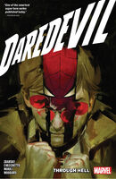 Daredevil by Chip Zdarsky Vol 1 3 Through Hell