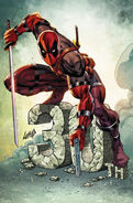 Deadpool Nerdy 30 Vol 1 1 Rob Liefeld Creations Exclusive Variant