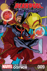 Deadpool The Gauntlet Infinite Comic Vol 1 9