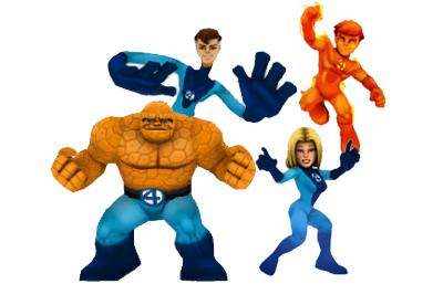 Fantastic Four (Earth-91119)