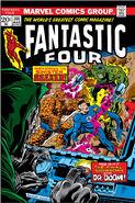 Fantastic Four Vol 1 144