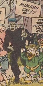 Frankenstein's Monster (Earth-9047)