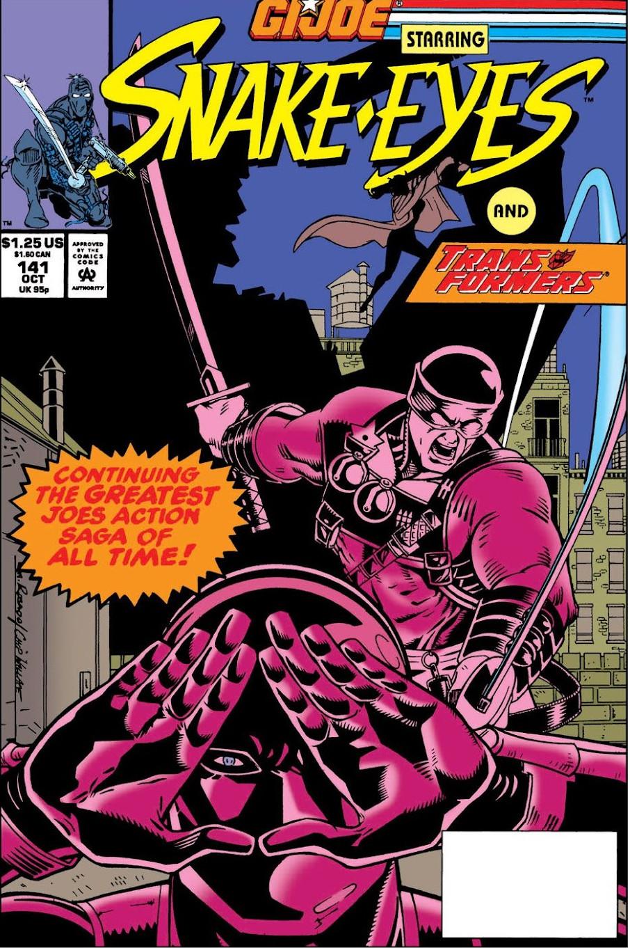 G.I. Joe: A Real American Hero Vol 1 141