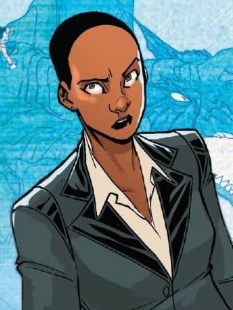 Gloria Clark (Earth-616)
