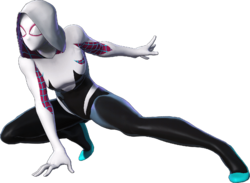 Gwendolyn Stacy (Earth-TRN765) from Marvel Ultimate Alliance 3 The Black Order 001.png