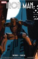 Iron Man Noir TPB Vol 1 1