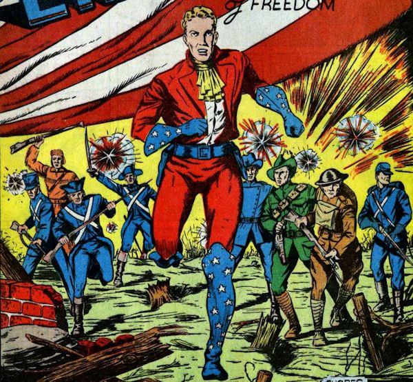 John Liberty (Earth-616)
