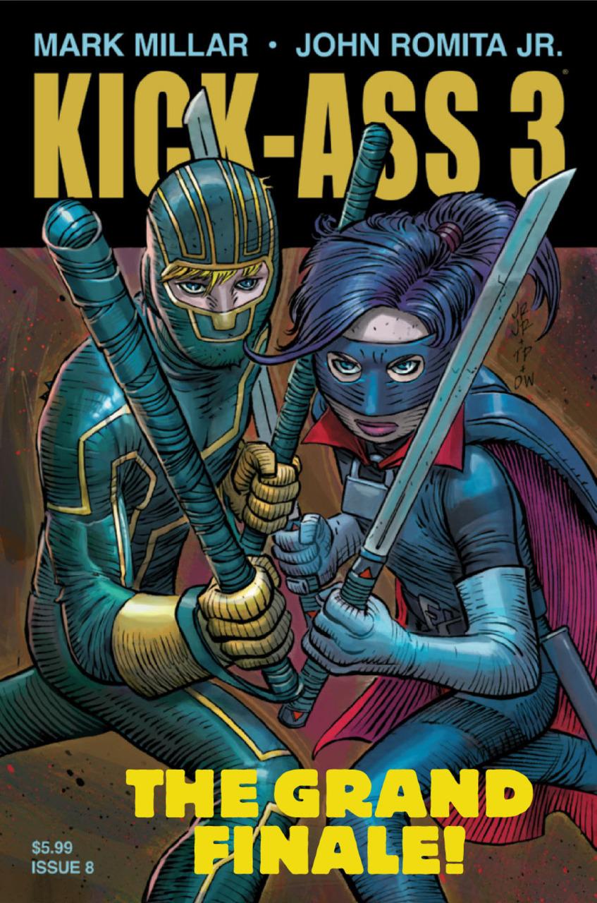 Kick-Ass 3 Vol 1 8