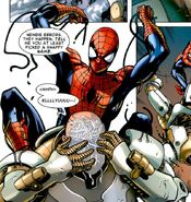Killyu and Peter Parker (Earth-616) from Amazing Spider-Man Vol 1 583 0001