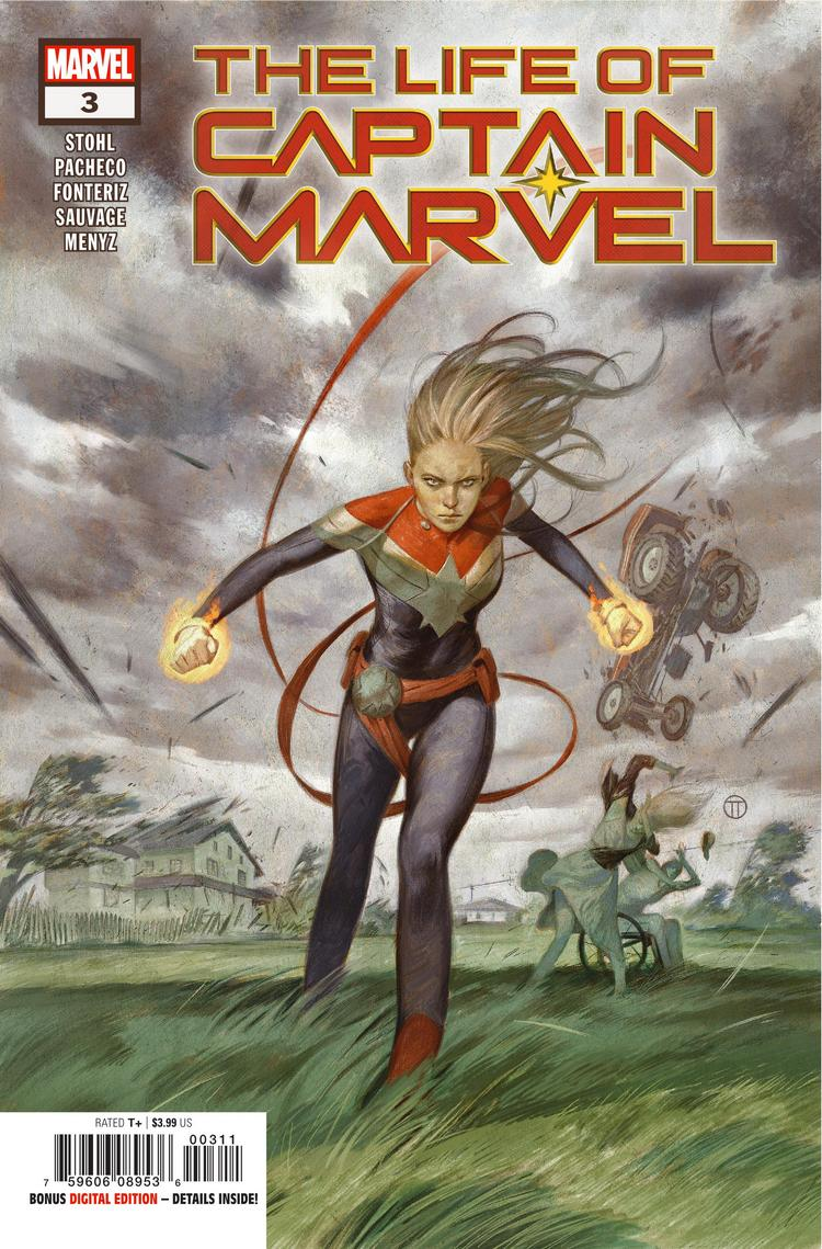 Life of Captain Marvel Vol 2 3