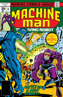 Machine Man Vol 1 4