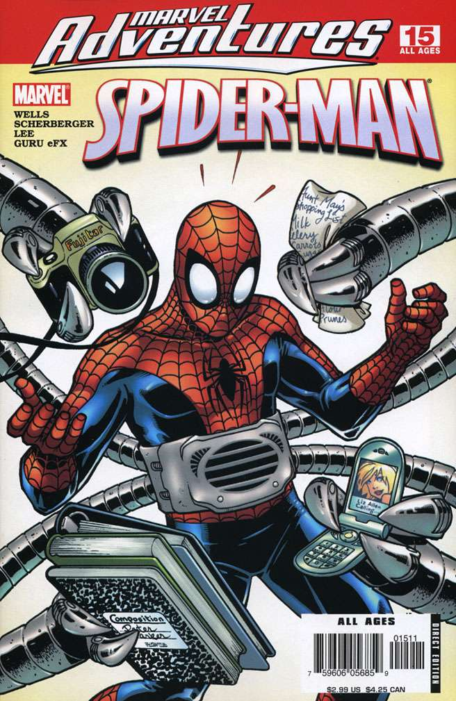 Marvel Adventures: Spider-Man Vol 1 15