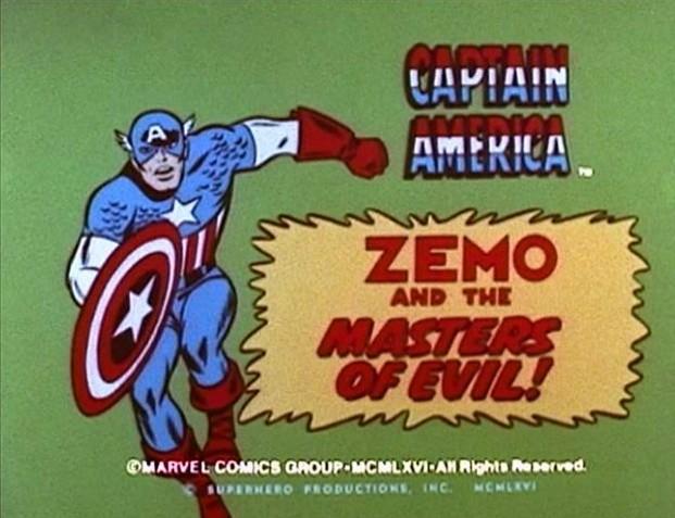 Marvel Superheroes: Captain America Season 1 6