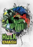 Marvel Universe Hulk and the Agents of S.M.A.S.H. Vol 1 2 Solicit