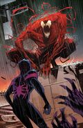 Norman Osborn (Earth-616) and Miles Morales (Earth-1610) from Absolute Carnage Miles Morales Vol 1 1 001