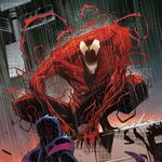 Norman Osborn (Earth-616) and Miles Morales (Earth-1610) from Absolute Carnage Miles Morales Vol 1 1 001.jpg