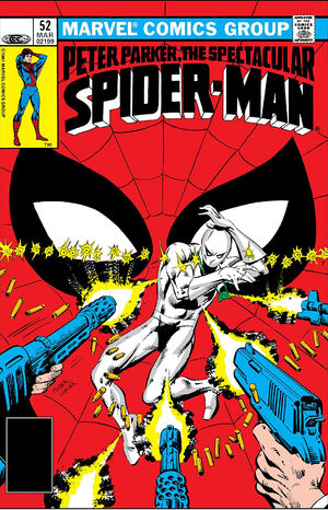 Peter Parker, The Spectacular Spider-Man Vol 1 52.jpg