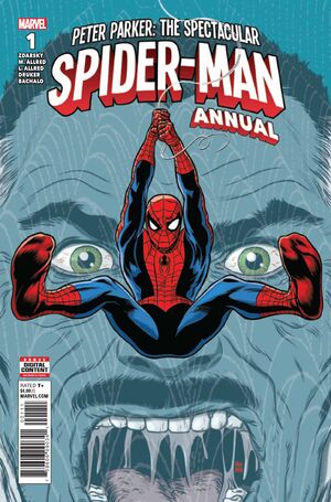 Peter Parker The Spectacular Spider-Man Annual Vol 1 1.jpg
