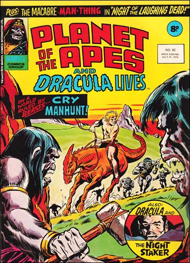 Planet of the Apes (UK) Vol 1 92