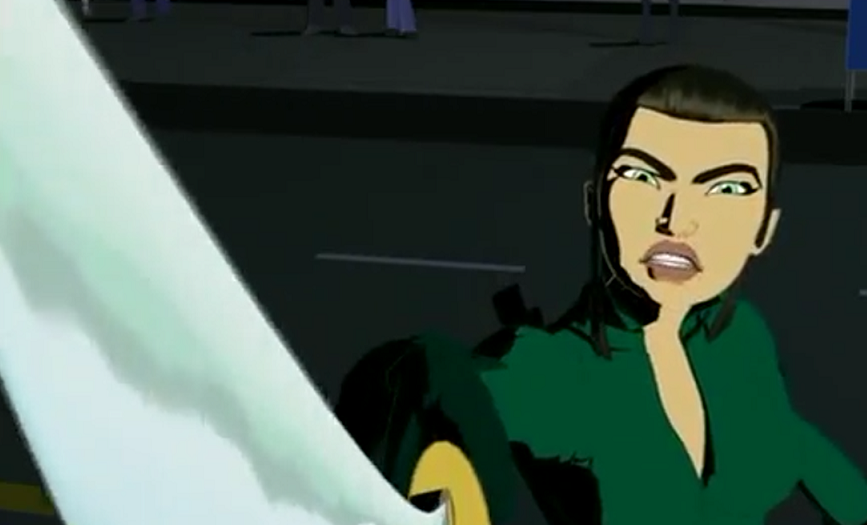 Shikata (Earth-760207) from Spider-Man The New Animated Series Season 1 4.png