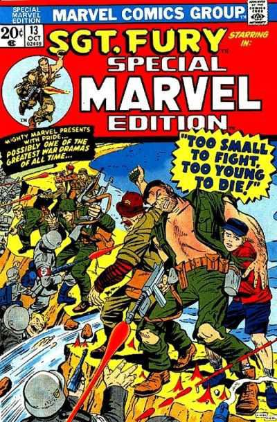 Special Marvel Edition Vol 1 13