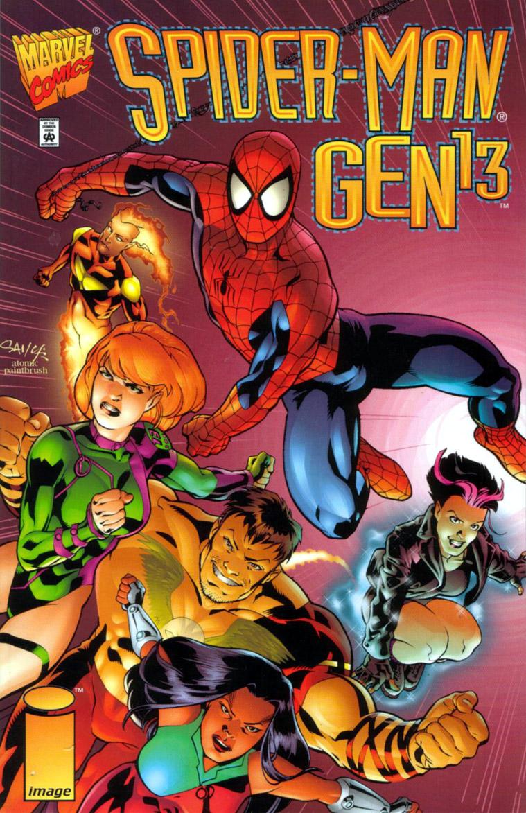 Spider-Man/Gen¹³ Vol 1 1