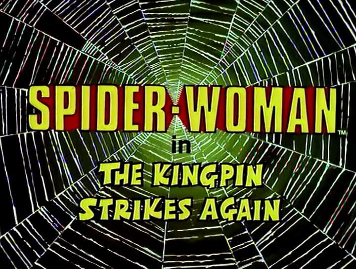 Spider-Woman (animated series) Season 1 5