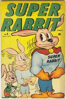 Super Rabbit Comics Vol 1 6
