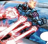 Titanium Man (Matryoshka Drones) (Earth-616)