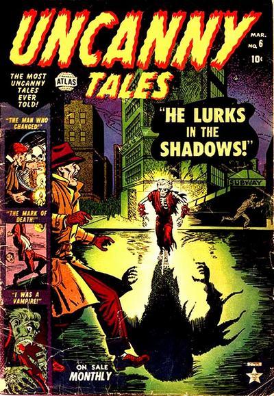 Uncanny Tales Vol 1 6