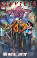 Vampires The Marvel Undead Vol 1 1