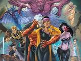 Vampires: The Marvel Undead Vol 1 1