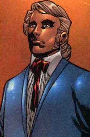 Vernon Reaves (Earth-616)