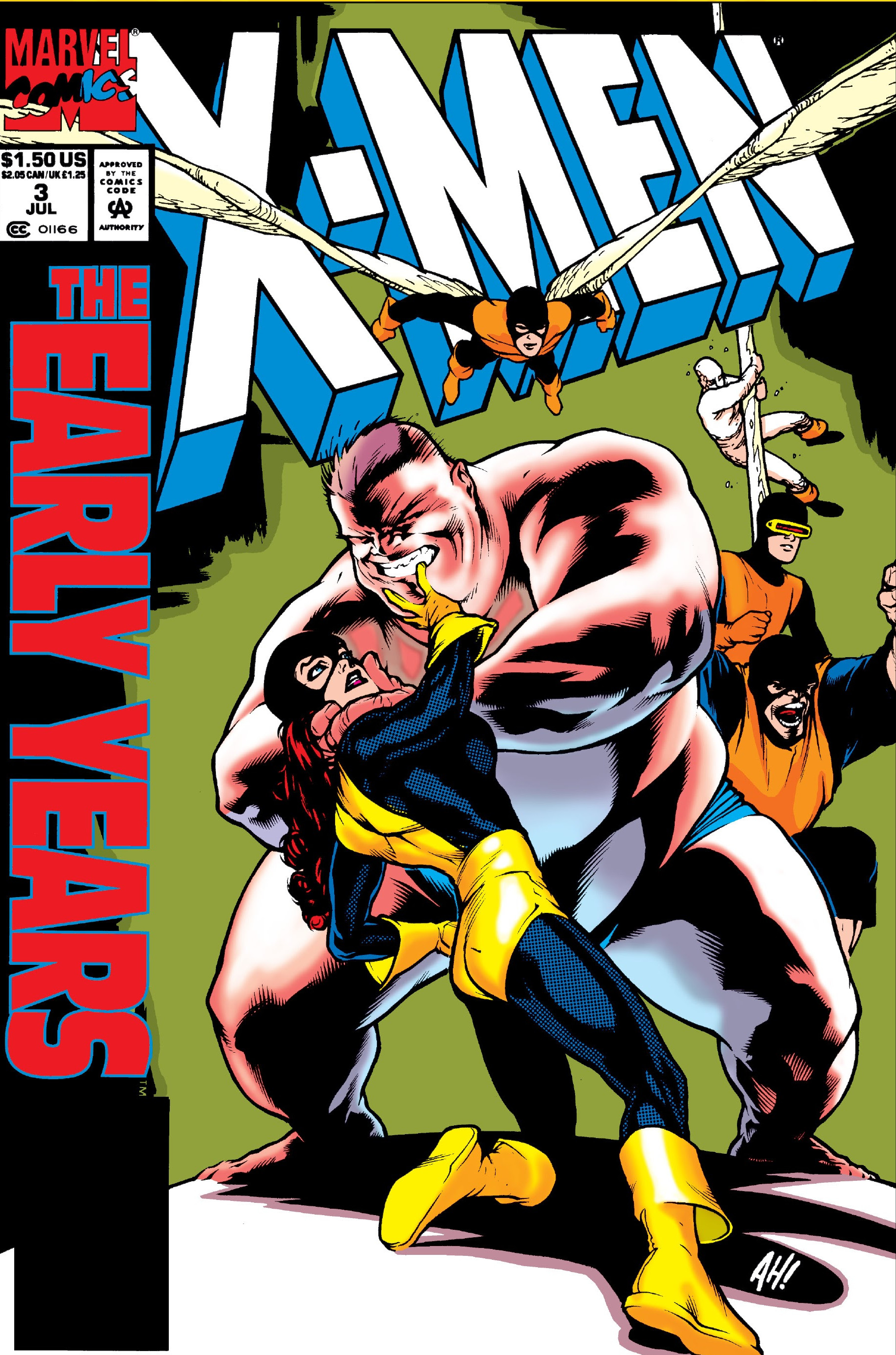 X-Men: The Early Years Vol 1 3
