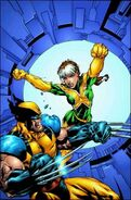 X-Men Vol 2 103 Textless