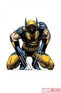 X-Men Vol 3 1 Textless John Romita Jr. Variant