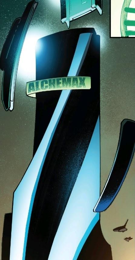 Alchemax (Earth-TRN767)