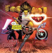 Avengers (Earth-616) from Avengers Vol 8 17 001